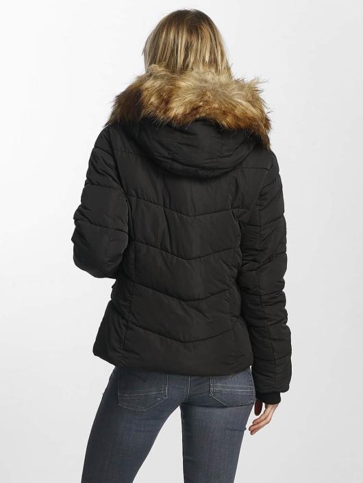 Only Puffer Jacket onlSanna black