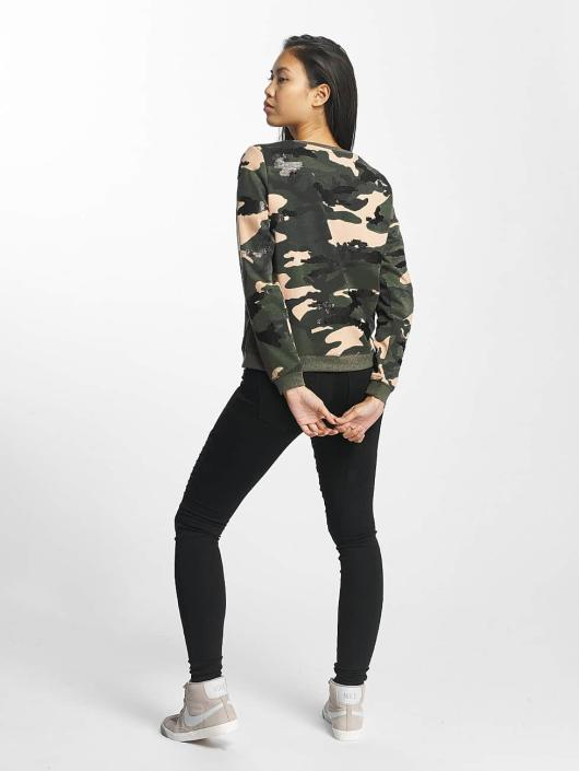 Only Pullover onlLiva camouflage