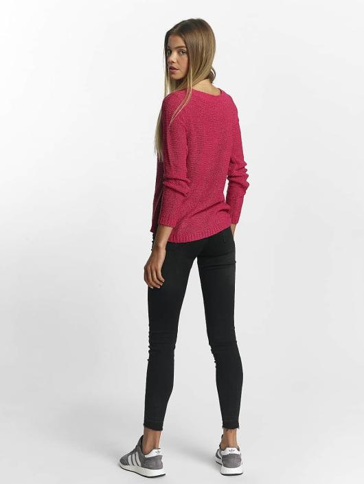 Only Pullover onlGeena XO pink