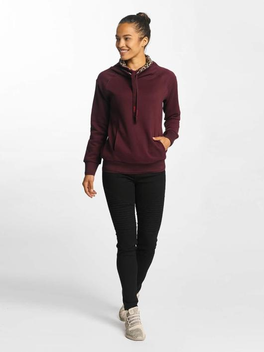 Only Pullover onlIconic Highneck red