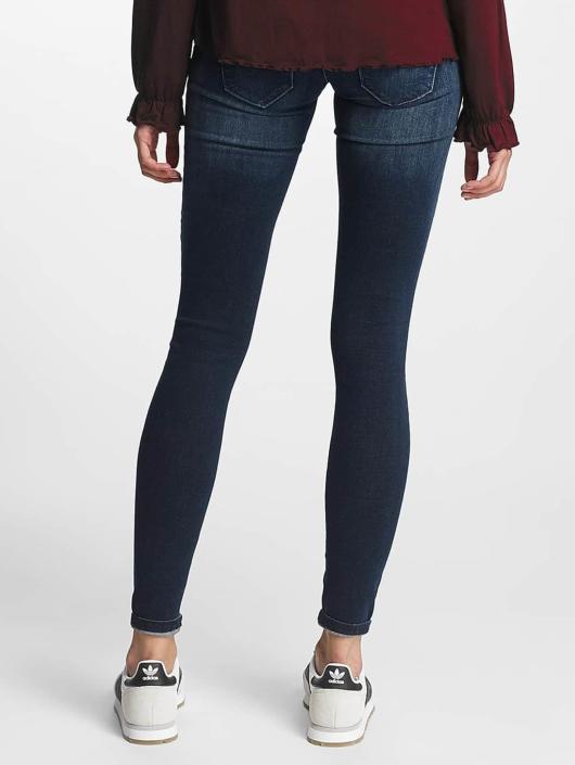 Only Skinny Jeans onlDylan Low Pushup Denim blue