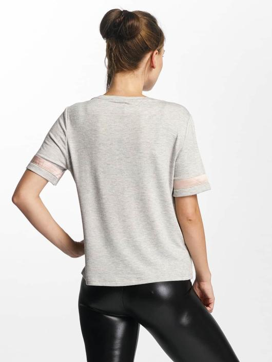 Only T-Shirt onlMia Hello gray
