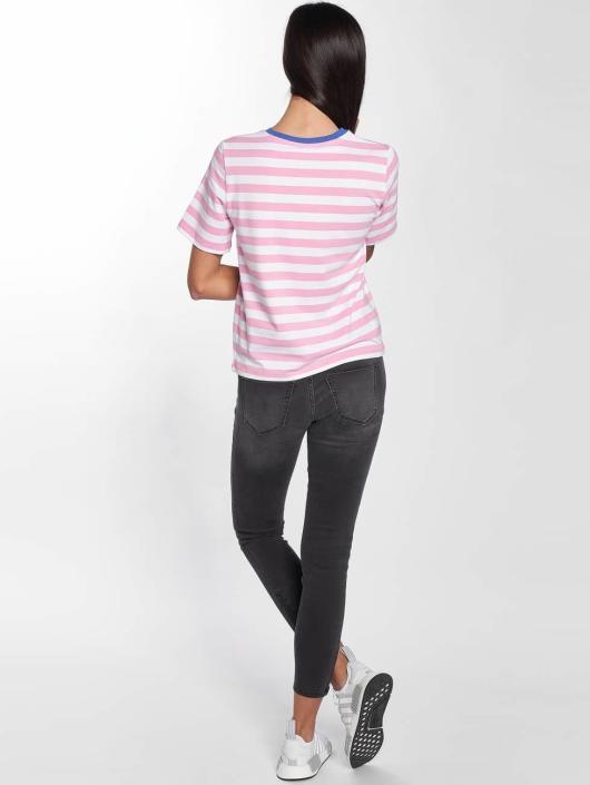 Only T-Shirt onlLive Love Trendy Stripe rose