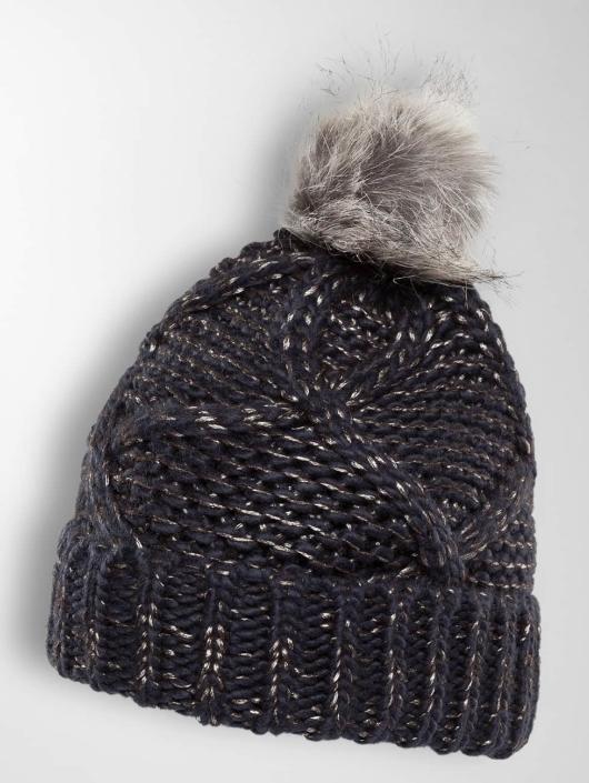 Only Winter Hat onlAsta blue