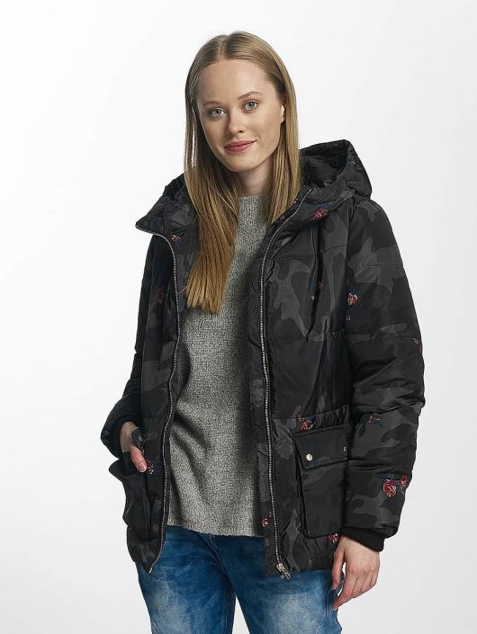 Only Winter Jacket onlNora camouflage