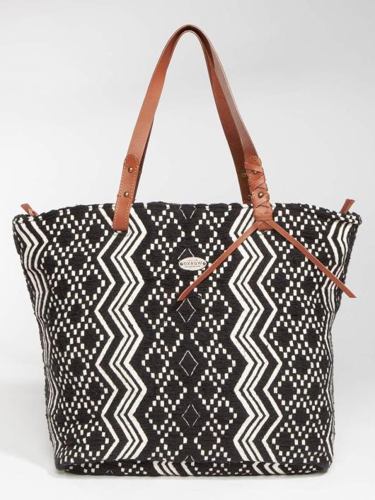Oxbow Bag Fusina Jacquard black