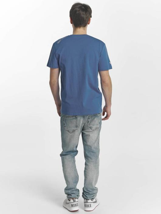 Oxbow T-Shirt Tiglio blue