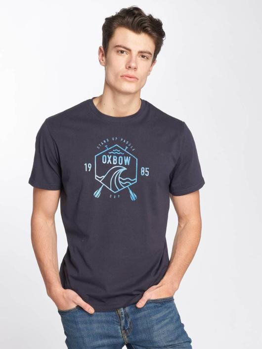 Oxbow T-Shirt Silvio blue