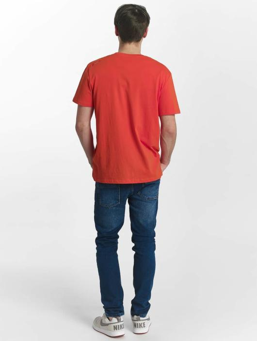 Oxbow T-Shirt Tiglio red