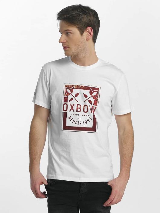 Oxbow T-Shirt Ternego white