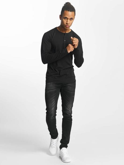 Paris Premium Longsleeve Basic black