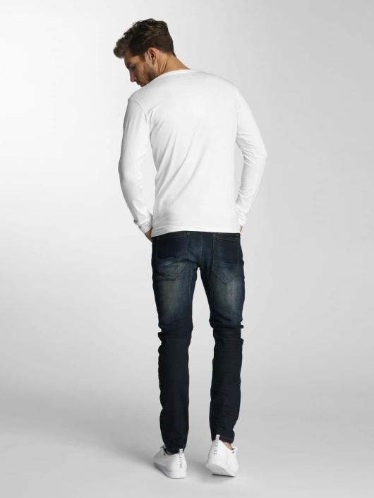Paris Premium Longsleeve Basic white