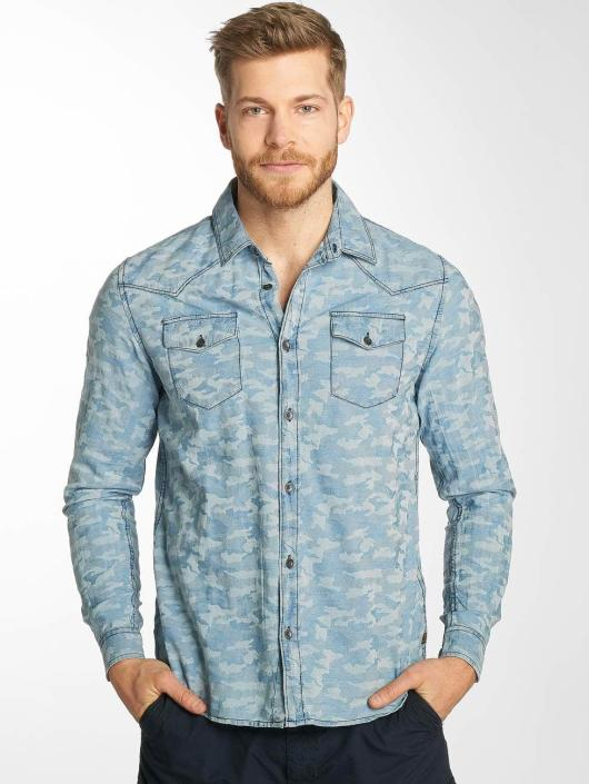 Petrol Industries Shirt Nicolo indigo