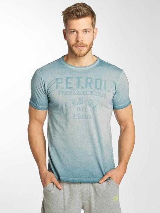 Petrol Industries T-Shirt 73 blue