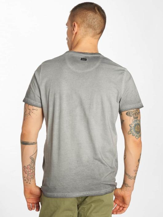 Petrol Industries T-Shirt Pocket gray
