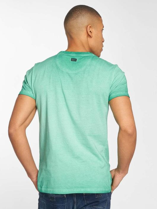 Petrol Industries T-Shirt Pocket green