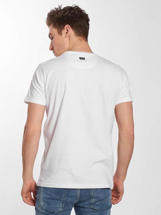 Petrol Industries T-Shirt Crude Oil white