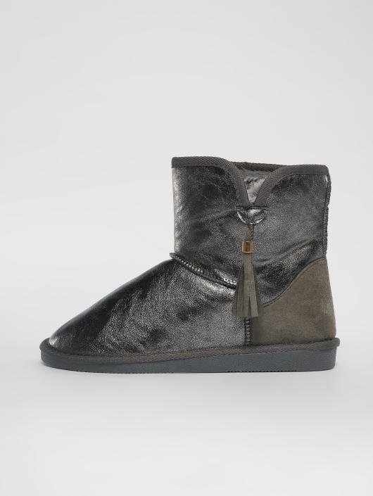 Pieces Boots psDia gray
