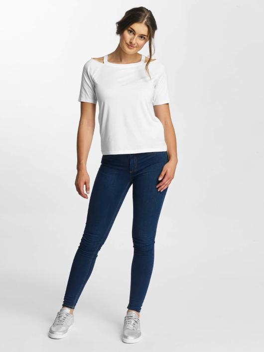Pieces T-Shirt pcLaurel white