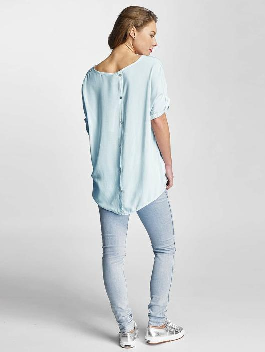 Poolgirl Blouse/Tunic Simplicity blue
