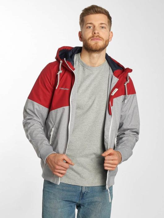Ragwear Lightweight Jacket Wings red