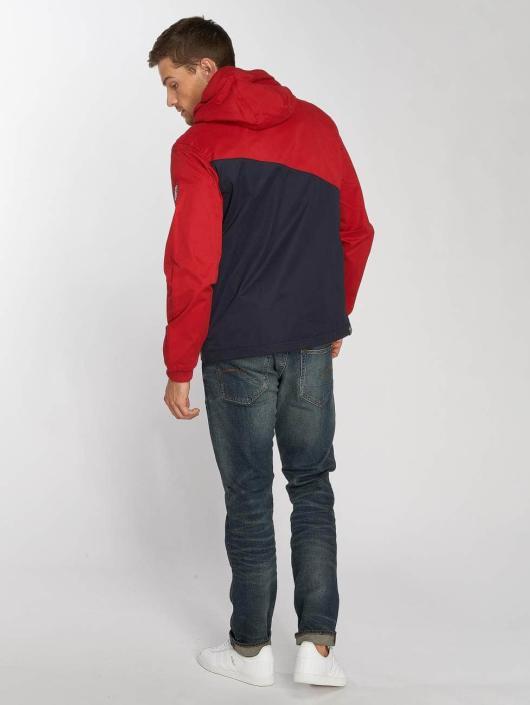 Ragwear Lightweight Jacket Nugget red