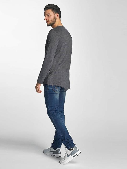Red Bridge Longsleeve Trick gray
