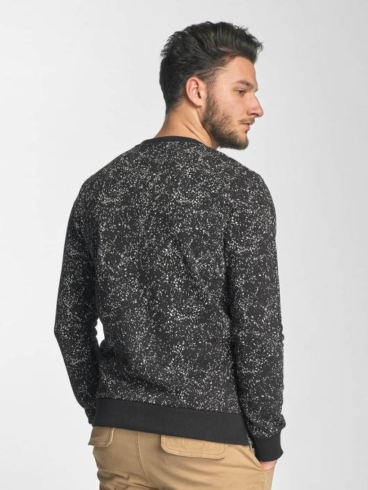 Red Bridge Pullover Born To Be Famous black