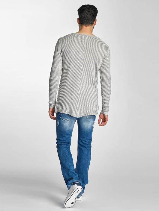 Red Bridge Pullover Peking gray