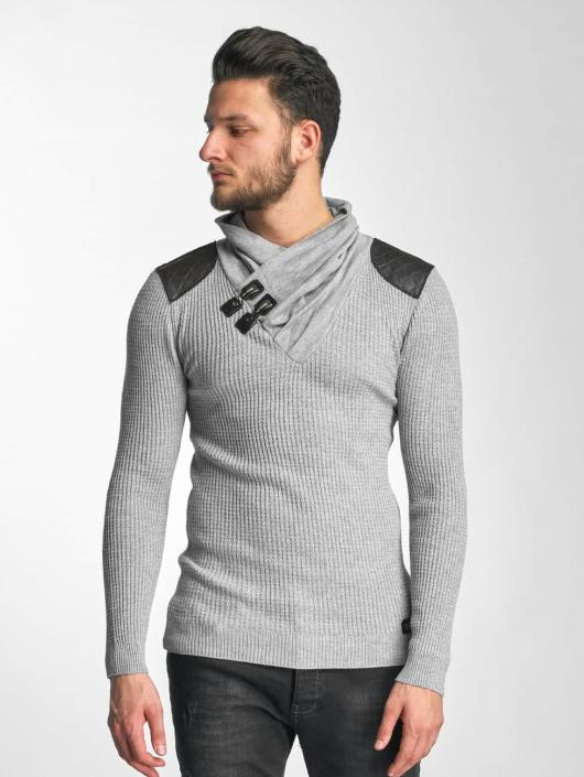 Red Bridge Pullover Kevin gray