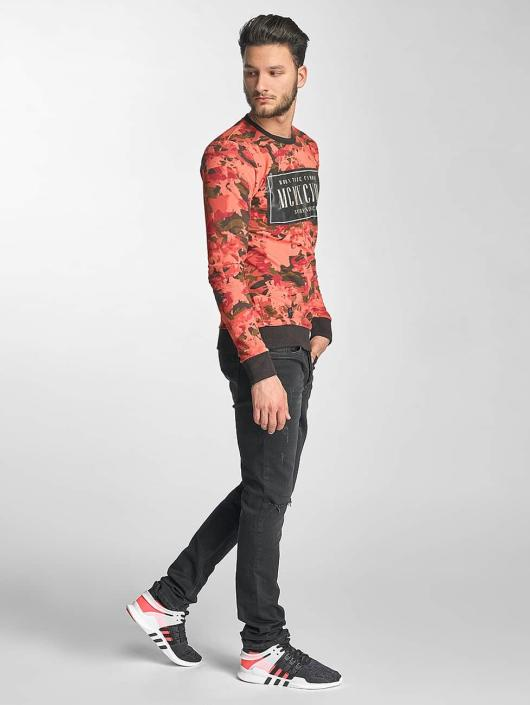 Red Bridge Pullover Born To Be Famous red