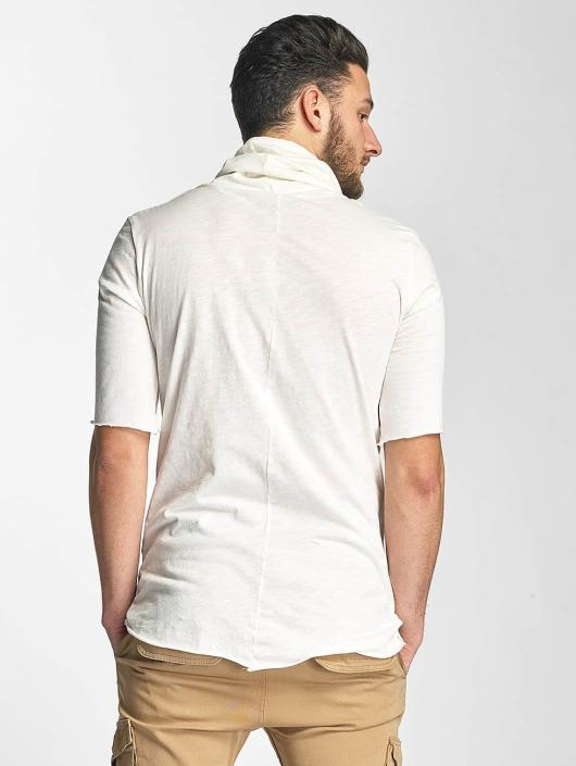 Red Bridge T-Shirt Asymmetric beige