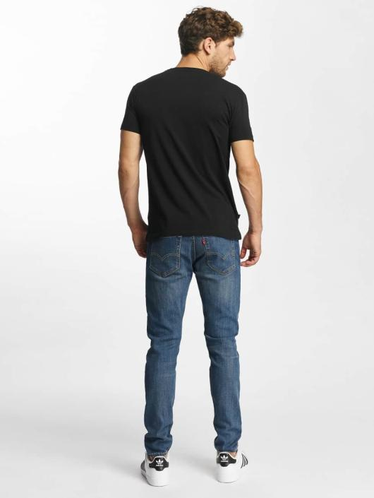 Red Bridge T-Shirt From Good To Bad black