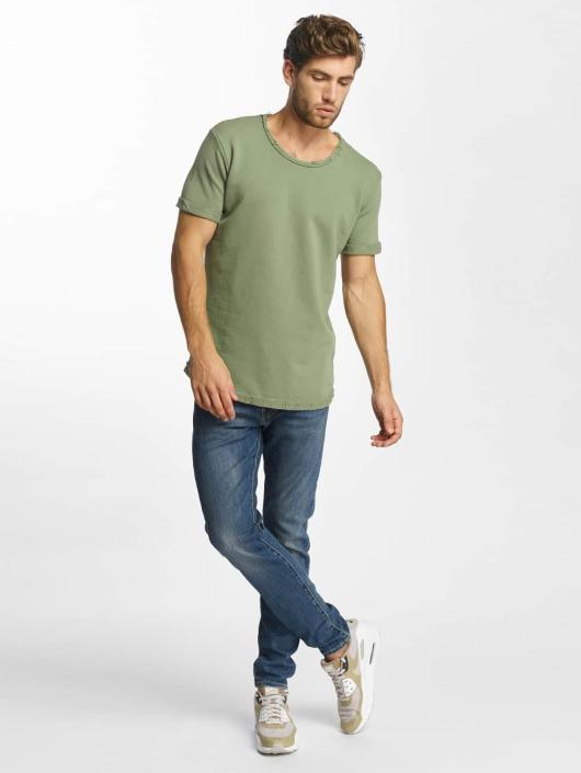 Red Bridge T-Shirt Sweat khaki