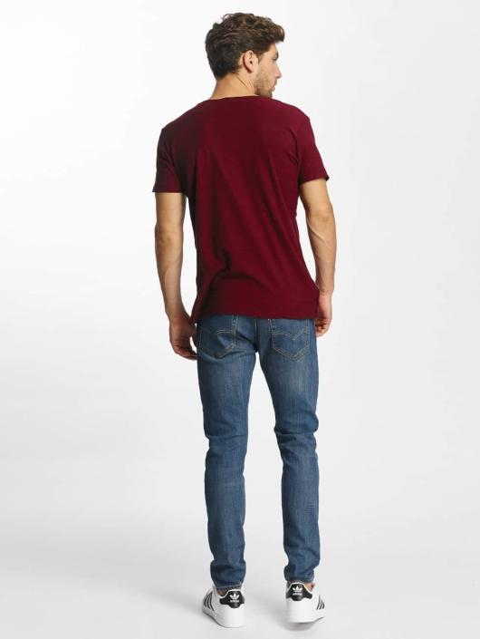 Red Bridge T-Shirt Light Move red