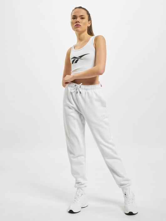 Reebok Top DC Fitness white
