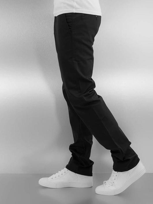 Reell Jeans Chino pants Straight Flex black