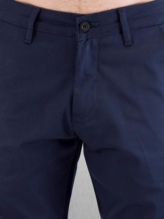 Reell Jeans Chino pants Straight Flex blue