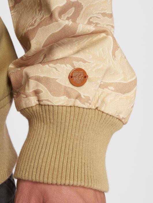 Rocawear College Jacket Ante khaki