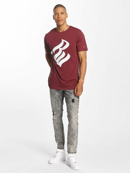 Rocawear T-Shirt New York red