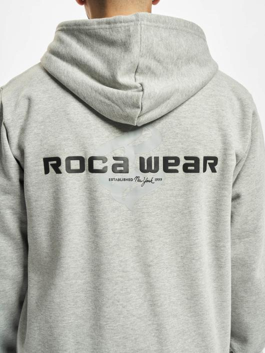 Rocawear Zip Hoodie NY 1999 ZH gray