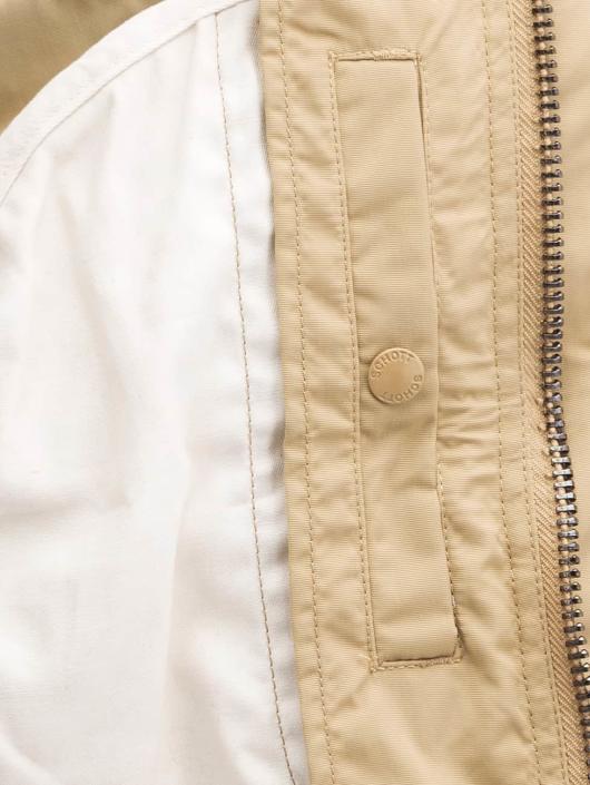 Schott NYC Lightweight Jacket Field beige
