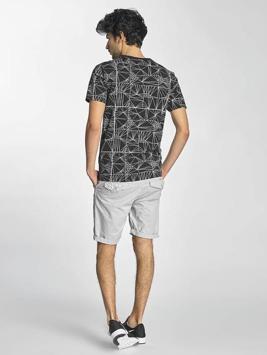 SHINE Original T-Shirt Stripes black