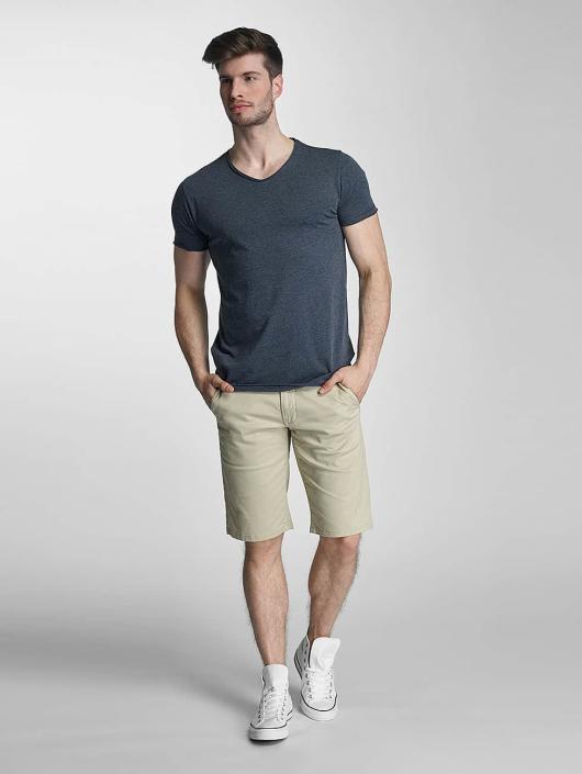 SHINE Original T-Shirt Mélange blue