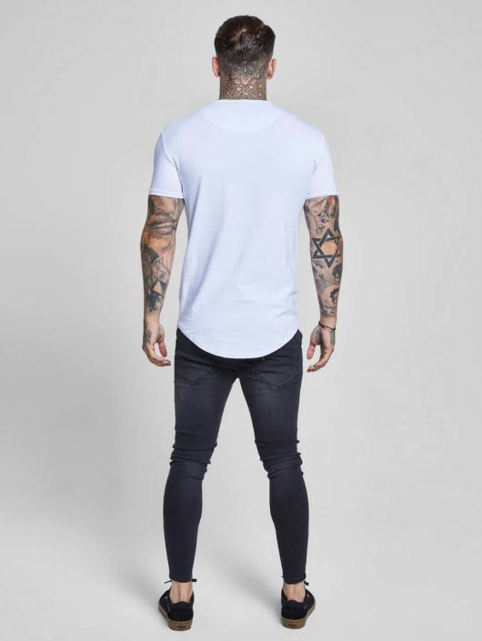 Sik Silk T-Shirt Gym white