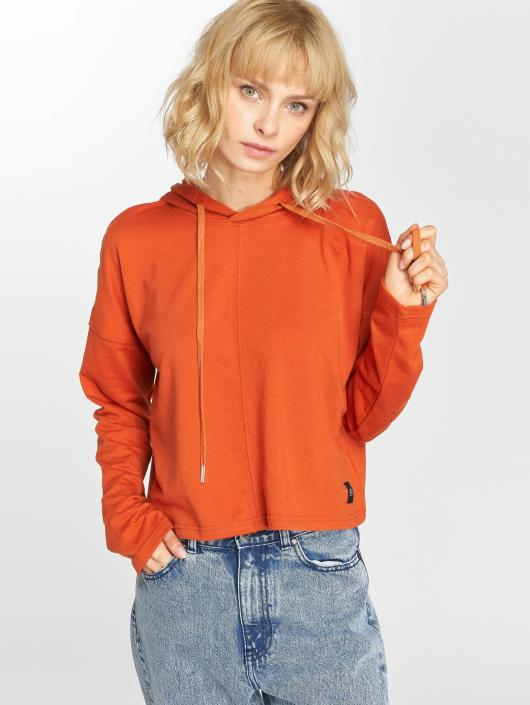 Sixth June Hoodie Ultra Oversized orange