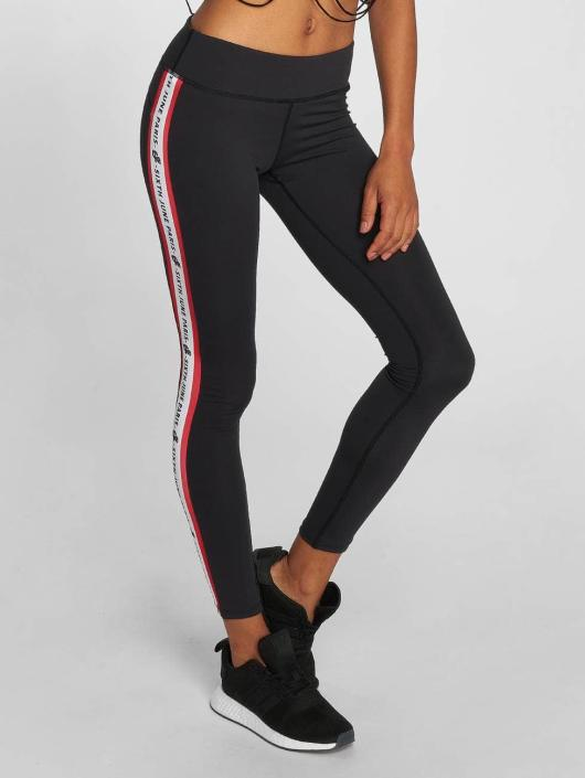 Sixth June Leggings/Treggings Erde black