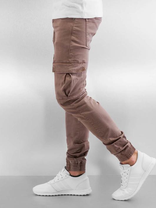 Sixth June Skinny Jeans Cargo beige