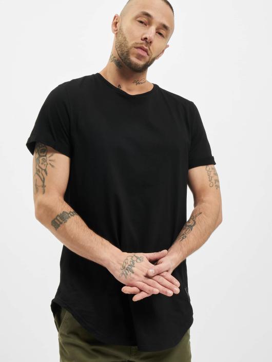 Sixth June T-Shirt Rounded Bottom black