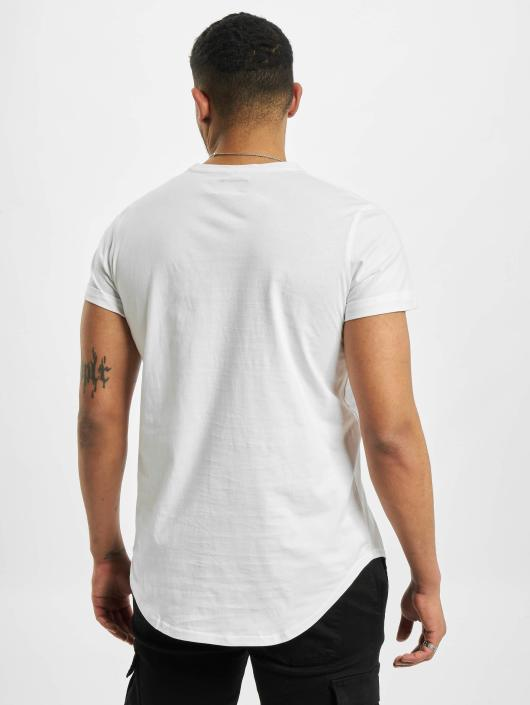 Sixth June T-Shirt Rounded Bottom white